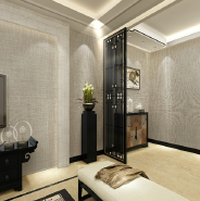Soft Wall Covering OEM Wall Paper for Livingroom