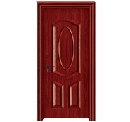 Israel market WPC door / PVC door house door model