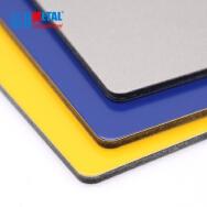 Shanghai Alumetal Decorative Material Co., Ltd. Aluminum Composite Panel Curtain Wall