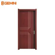 Single leaf building room modern wpc door factory direct sale