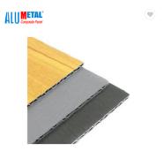 Factory Wholesale Perforated Decorative 3D Cladding Wall Panels Aluminum Exterior Panel