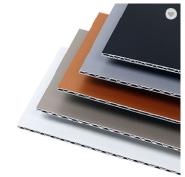 Corrugated Alumetal Composite Panel