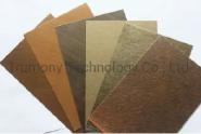 4mm 0.5mm High Technology Self Clean PVDF Nano Grain ACP Acm Aluminum Composite Panel