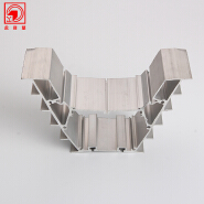 Yonglijian China Customize Aluminum 6063 Alu Profile U