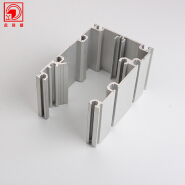 Yonglijian Custom U Shape Section Aluminum Profile