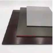 PVDF PE Nano Wall Partition Sheet Aluminum Composite Panel