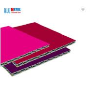 Aluminum composite panel 3d design acp