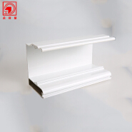 Powder Coating White Aluminum Extrusion Profile Factory Price Per Kg