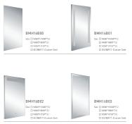 Xinmingguang Hardware Products Co.,Ltd. Bathroom Mirrors
