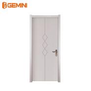 Cheap price WPC wood plastic door interior position turkey door