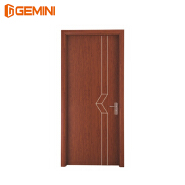 Gemini WPC Waterproof Eco-Friendly Wooden Plastic Panel Modern Bathroom Design