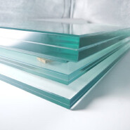 Wholesale 7mm thickness 6mm 6.38mm pvb laminated glass sheets price per square metre