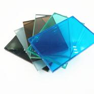 price per square metre 6mm eva film thick laminated glass