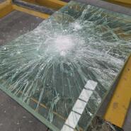 one way bulletproof glass door windows for bank counter sale price