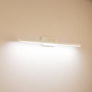 mirror light led light source stain less steel mirror light bath room wall lamp