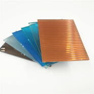 pvb safety tempered laminated glass price