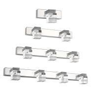 Crystal / LED / Mini Style Bathroom Lighting