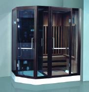 Guangzhou Huadu Alanbro Sanitary Ware Factory Sauna Room System
