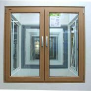 High Quality Wooden Window With Weather Strip