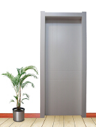 Full WPC Door SYL-50