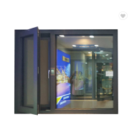 Tianjin HQ Intelligent Technology Co., Ltd. Aluminum Windows