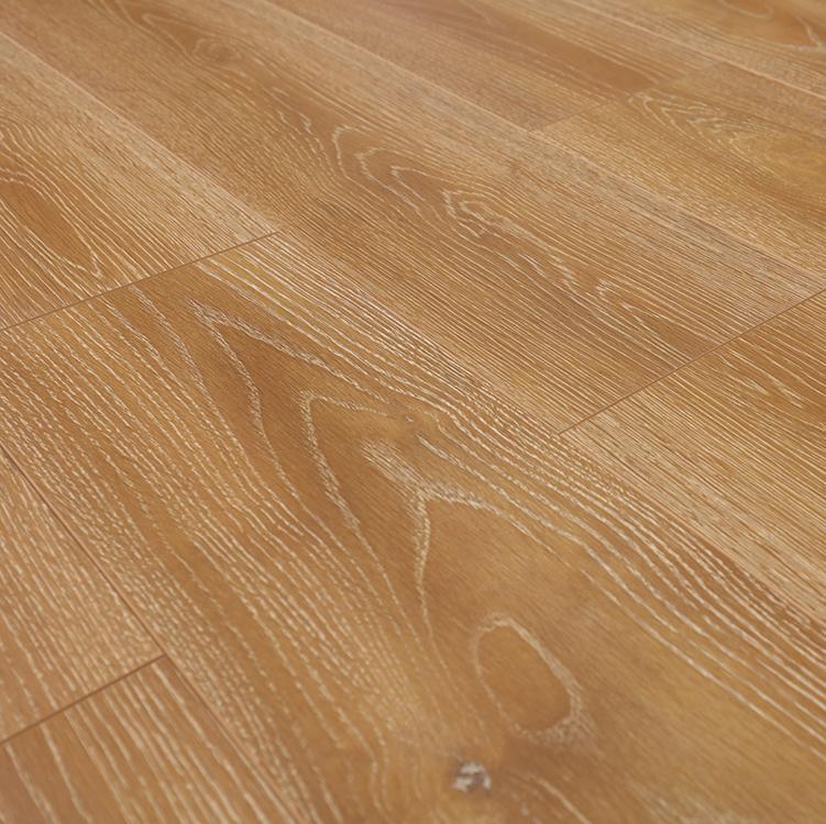 BBL teak wood top layer Australia oak laminated flooring 7mm