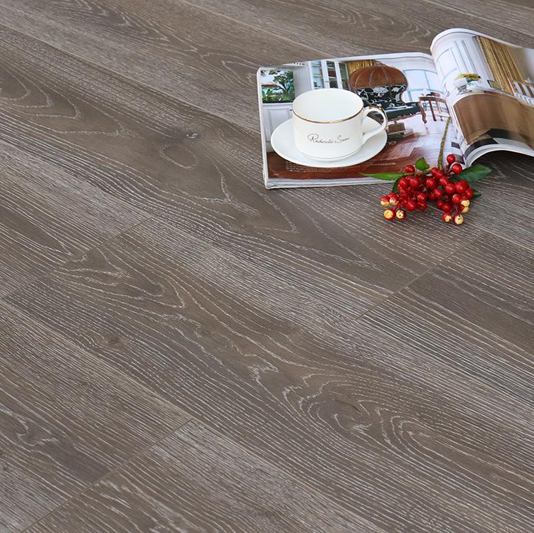 BBL Australia oak laminated flooring 8mm 12mm best price cherry wood for restaurant