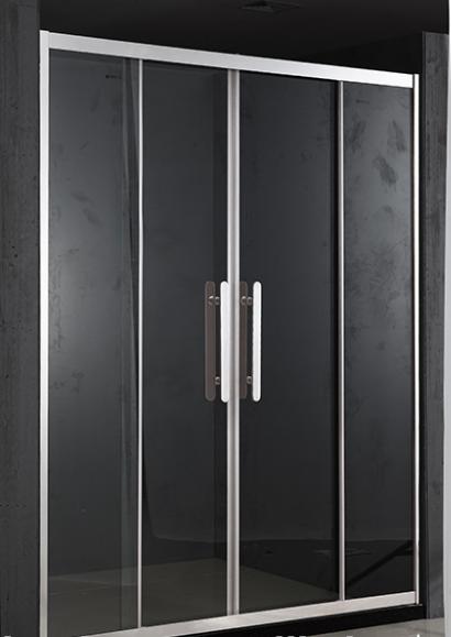 Popular Design Stainless Steel Sliding Shower Room EHA06