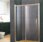 Cheap price of 6mm glass bathroom shower room price EHA13