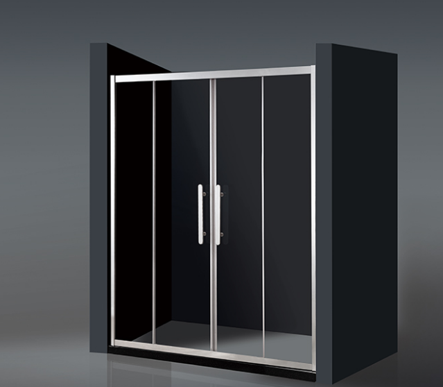 Hinge Shower Enclosure Shower Screen in High Quality EHA03