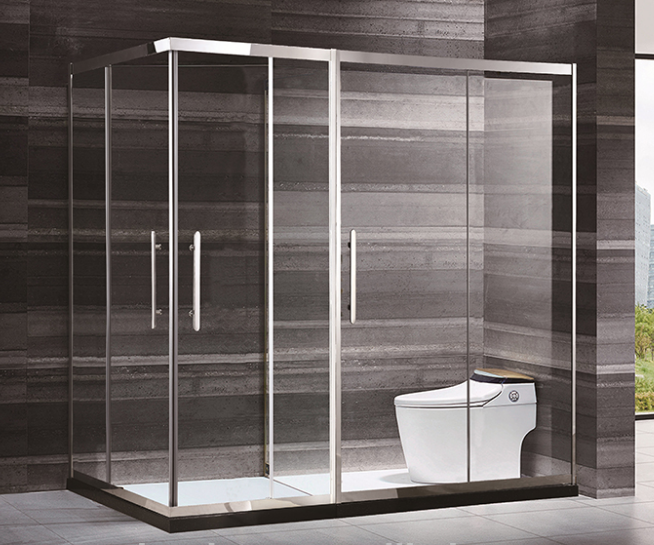 Hinge Shower Enclosure Shower Screen in High Quality