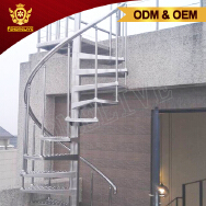 Foshan Homelive Hardwares Co., Ltd. Steel Staircases