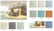Funuo Decorative Materials Co.,Ltd. PVC Rolling Flooring