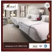 Custom New Design Wholesale Price Hotel Bed Furniture