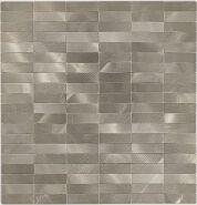 Aluminium-plastic self-adhesive tile