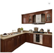 Guangzhou A.C.T Products Co., Ltd. Solid Wood Cabinets