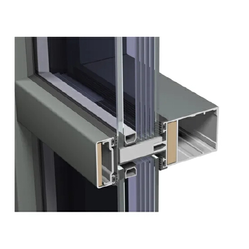 Building Aluminum Profile