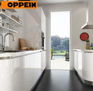 Italian Design diy self assemble acrylic kitchen cabinet door styles