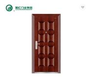 JIAHUI DOORS:turkey double armored door steel wooden door design