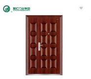 JIAHUI DOORS:LUXURY Steel Wood Armored Double Door in Zhejiang