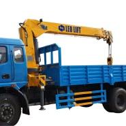 Best Selling Model 10 Ton Telescopic Boom Crane For Trucks