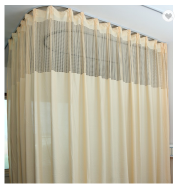 Various Color Different height Dust Proof hospital curtains partitions
