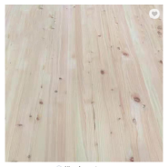 Cheap Factory Japanese Material Hinoki Wood/Furniture Material Wood for Building Usage Solid Wood Board-BB Grade