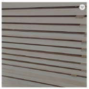 Japanese Hinoki Solid Lumber Solid Wooden Panels Prices Cypress Logs for Sale