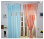Anti-bacterial medical curtains flame retardant partitions