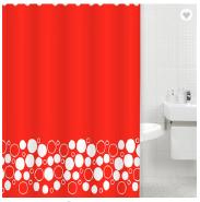 Various Styles elegant custom printed shower curtains
