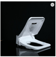 China supplied bidet smart toilet cover seat intelligent automatic wash toilet seat
