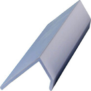 high quality PVC strong air diffuser profile for hvac