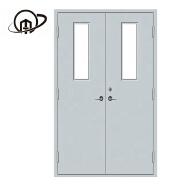 Factory Supply apartment fire rated door commercial exterior fire rated steel doors fire proof emergency exit door