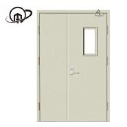 Exit Emergency Steel Door Fire Rated Heat Resistance Thermal Acoustic Steel Door